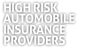 Automobile Insurance Providers